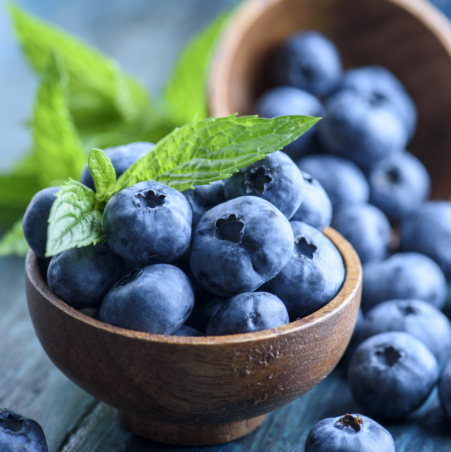 Frozen Blueberries - 250g