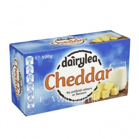 Dairylea Cheddar Cheese 500g