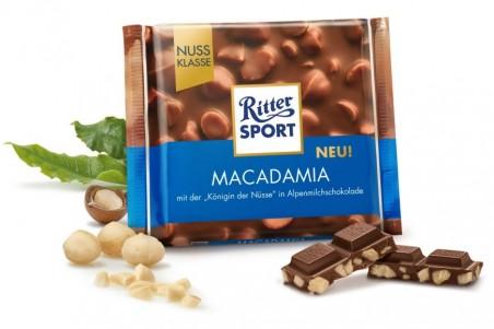 Ritter sport macadamia