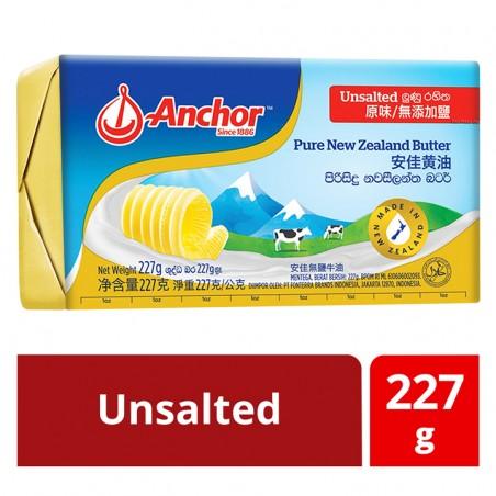 ANCHOR Butter (227g) ONLY 2  per transaction