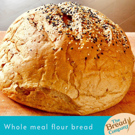 Wholemeal Bread-500g (NEXT DAY DELIVERY)