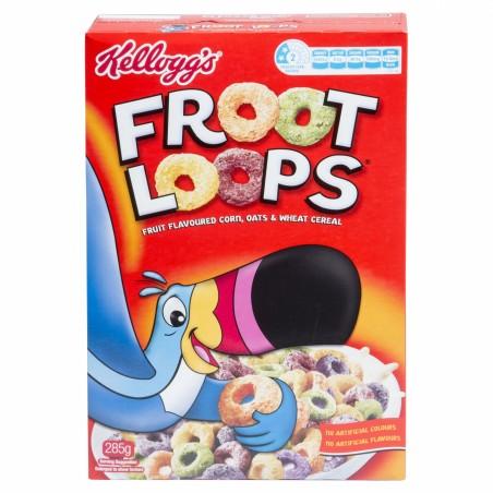 Kellogg's Froot Loops 285g