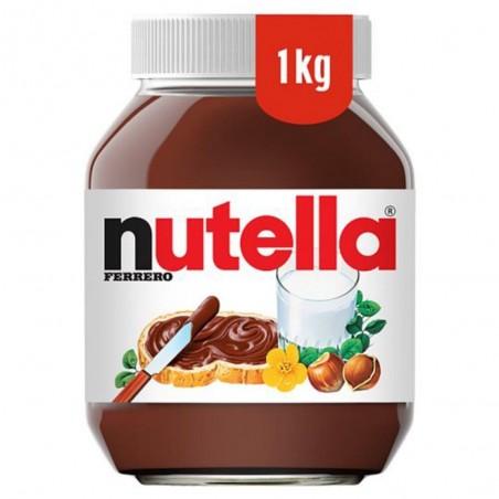 Nutella Family Pack 1KG