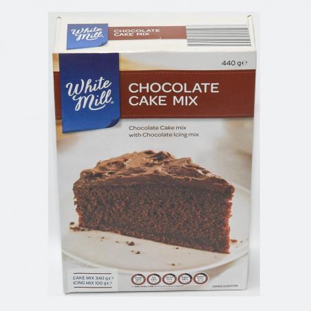 White Mill Chocolate Cake Mix 440g