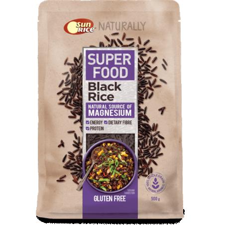Sun Rice Super Food Black Rice