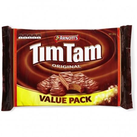 Original Chocolate Tim Tam Family Pack 365g