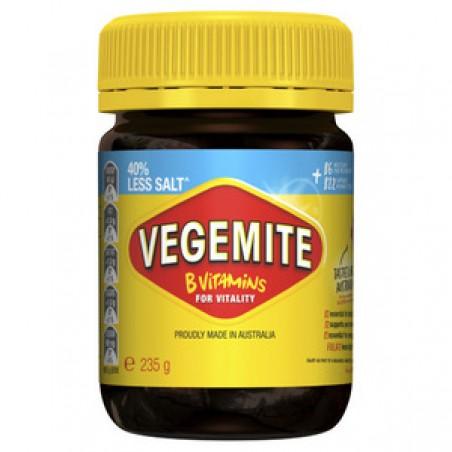 Vegemite 40% Salt Reduced 235g